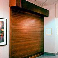 Genial Woodfold   Roll Up Doors